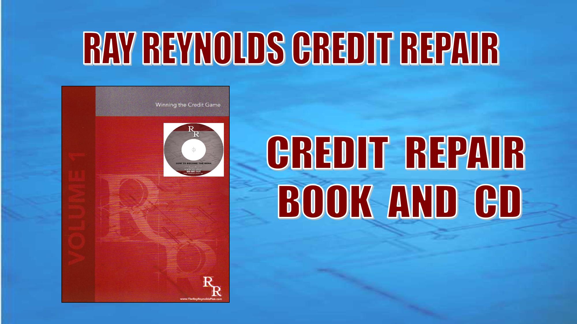 do it yourself credit repair kit
