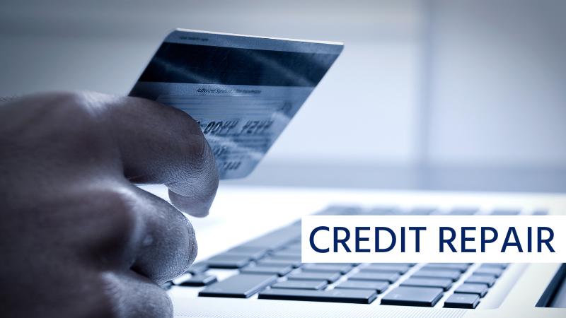 Credit Rebuild – Ray Reynolds